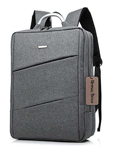 bronze-times-tm-14-inch-premium-water-resistant-canvas-laptop-briefcase-travel-backpack-c-grey