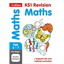 KS1 Maths SATs Practice Workbook: 2018 Tests (Collins KS1 Revision and Practice)