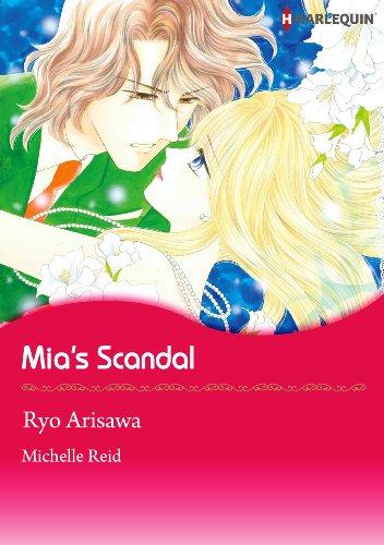 Mia's Scandal: Harlequin comics