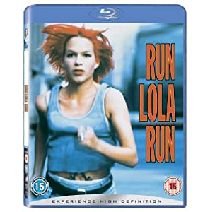 Run Lola Run [Blu-ray] [2008] [Region Free]