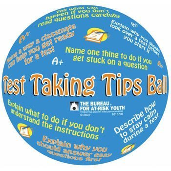 Test Taking Tips Ball