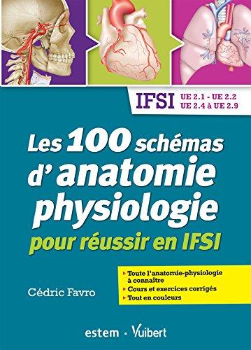 Les 100 schémas d'anatomie-physiologie pour réussir en IFSI - UE 2.1 - UE 2.2 - UE 2.4 à UE 2.9