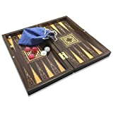 Unbekannt staroyun staroyun102073917,5x 32x 5cm Antik Little Mosaik Pearl Backgammon