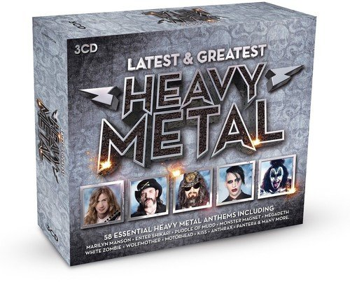 Heavy Metal-Latest & Greatest