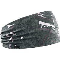 Salomon Unisexe Bandeau de Sport, LIGHT HEADBAND, Taille Unique, Noir, L40054600