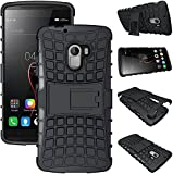 #10: PHNX ETECH II Lenovo K4 Note Defender Case II Defender Tough Hybrid Armour Shockproof Hard PC + TPU with Kick Stand Rugged Back Case Cover for Lenovo K4 Note II Kick Stand Case for Lenovo K4 Note II Cover For Lenovo K4 Note - Free Delivery