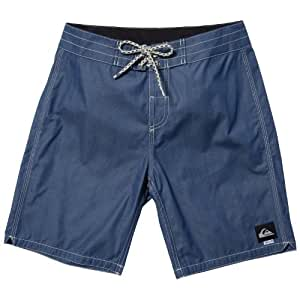 Quiksilver Original Basic Ue19 Boardshort Homme Washed Navy FR : XS (Taille Fabricant : 28)