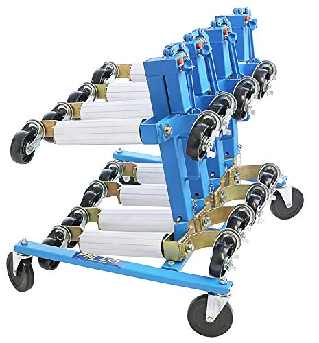 Pro-Lift-Werkzeuge Rangierhilfe 680 kg hydraulisch PKW mit Transportgestell