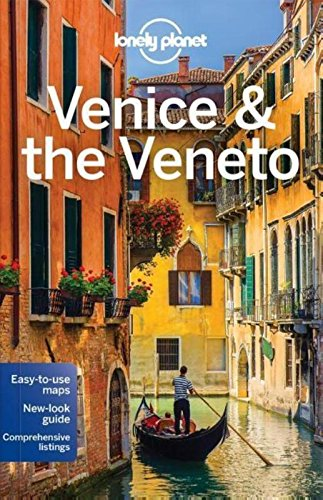 Lonely Planet Venice & the Veneto (Travel Guide) Test
