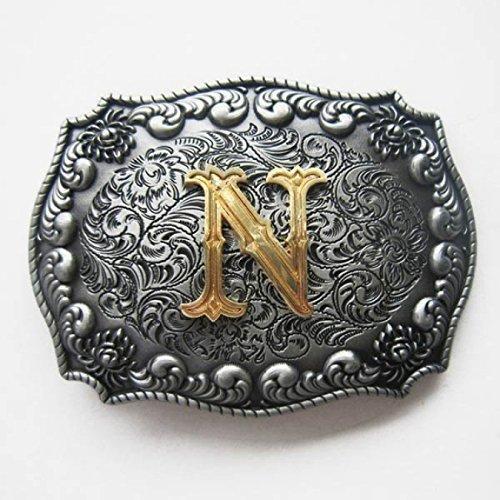 western-buckle-3d-buchstabe-n-mit-echt-goldauflage-grtelschnalle