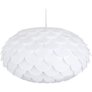 Modern designer white armadillo artichoke ceiling pendant light modern designer white armadillo artichoke ceiling pendant light shade aloadofball Image collections