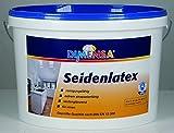 Dimensa Seidenlatex 10l weiß Latexfarbe