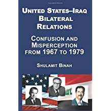 US-Iraq Bilateral Relations: Confusion and Misperception from 1967 to 1979