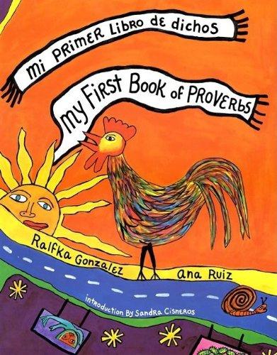 Mi Primer Libro De Dichos/My First Book Of Proverbs