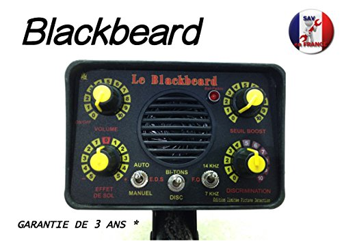 Preisvergleich Produktbild Metalldetektor Pirat Blackbeard