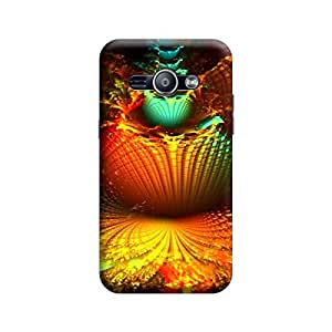 CaseLite Premium Printed Mobile Back Case Cover With Full protection For Samsung J1 Ace (Designer Case)
