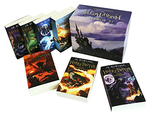 51SIomTD83L - Pack Harry Potter - The Complete Collection