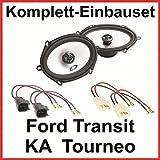 Lautsprecher Ford KA Transit Tourneo ALPINE SXE-5725S 2 Wege System vorne