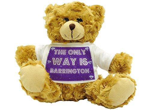 The Only Way Is Barrington-PLÜSCH-BÄR-TEDDYBÄR-Teddy-(ca. 22 cm) -