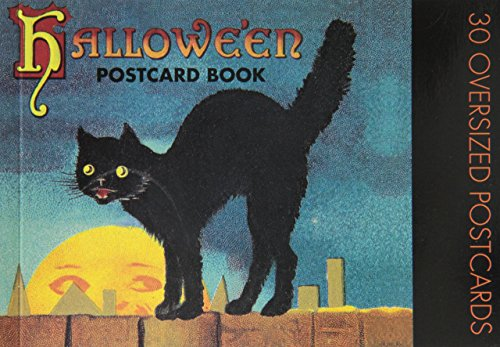 (Halloween Postcard Book by Darling &. Company (Creator) (1-Jun-2003) Cards)