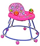 Mothertouch Round Walker with Toy (pink)