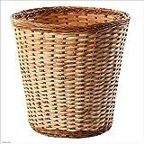 Kffc Grande cesto portaoggetti multifunzionale, cesto Cestini di raccolta cestino multiuso lavabili e di stoccaggio (dimensioni : 31 * 22 * 30cm)