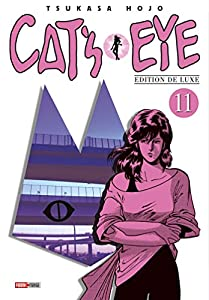 Cat's Eye Nouvelle édition deluxe Tome 11