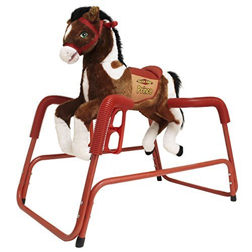 Rockin' Rider Prince Spring Horse Ride On by Tek Nek Toys International,...