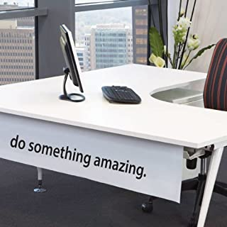 Medium Do Something Amazing Art Wall Quotes / Wall Stickers / Wall Decals-Dark pink