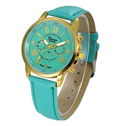 fortan-damen-rmische-ziffern-netto-farbe-kunstleder-analoge-quarz-armbanduhr-mint-grn