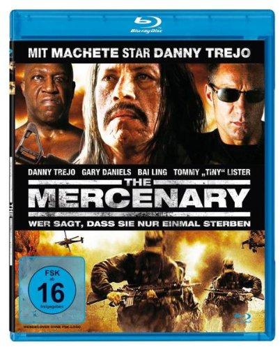 Bild von The Mercenary [Blu-ray]