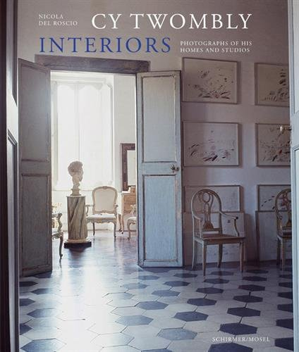 Cy Twombly interiors