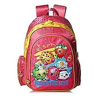 Shopkins School Backpack for Kids - Pink