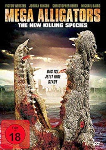 Mega Alligators - The New Killing Species