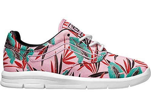 Kinder Sneaker Vans Iso 1.5 Sneakers Mädchen (tropical Leaves) Pink Lady/true White