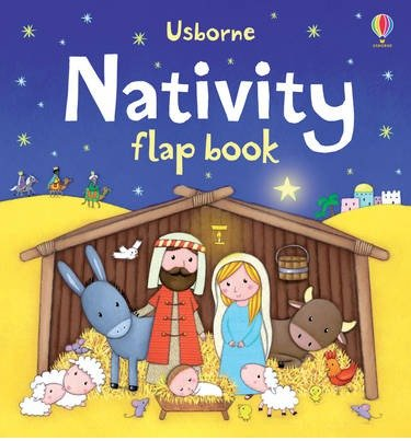 [(Nativity Flap Book)] [Author: Sam Taplin] published on (October, 2013)