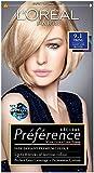 L'Oreal Paris Preference Hair Colour Viking 9.1 Light Ash Blonde