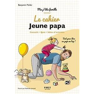 le cahier Jeune papa