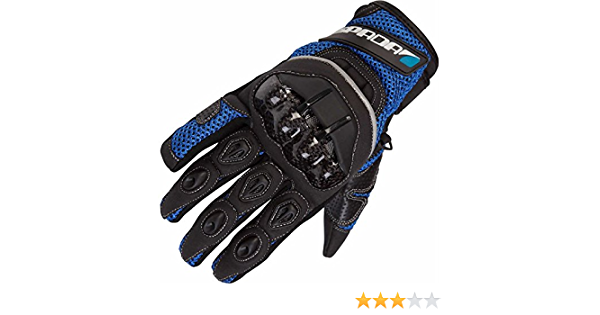 Spada MX-Air Motorcycle Motocross MX Neoprene Gloves Blue