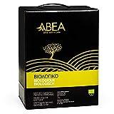 Abea 5000ml (5l) BIO Feinkost Extra Natives Olivenöl aus Kreta Griechenland in der Vorratsbox - Karton mit Zapfhahn