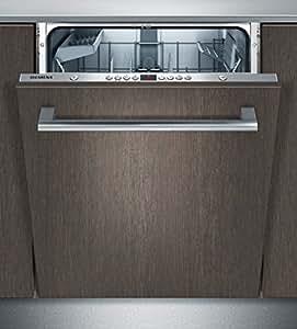 siemens sn64 m031eu a integrierbar a edelstahl k che haushalt. Black Bedroom Furniture Sets. Home Design Ideas