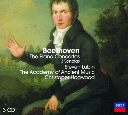 Beethoven: Piano Concertos & S...