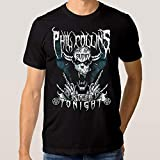 Phil Collins in The Air Tonight T-Shirt Men's Women's Punk Rock Metal Tee