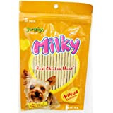 JerHigh Milk Stix Dog Treat, 70 g (Pack of 6)