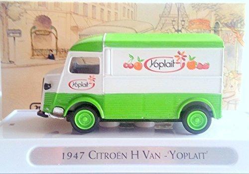 matchbox-collectibles-taste-of-france-models-of-yesteryear-ytf3-1947-citroen-type-h-van-yoplait