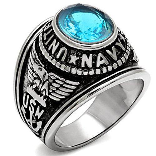 mendino-gioielli-da-uomo-us-navy-militare-blu-scuro-anello-in-acciaio-inox-placcato-con-sacchetto-re