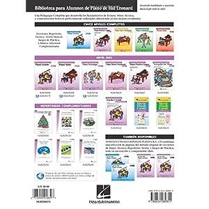 Lecciones De Piano: Libro 2 (book/CD) (Biblioteca Para Alumnos de Piano de Hal Leonard)