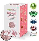 #2: NutroActive Mineral Salt Himalayan Pink Salt Fine Grain (0.5-1mm) 454 gm for sprinkle on food…