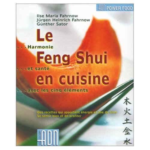 Le Feng Shui en cuisine