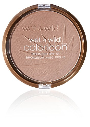 Wet 'n' Wild Color Icon Bronzer Bikini Contest, 1er Pack (1 x 13 g)